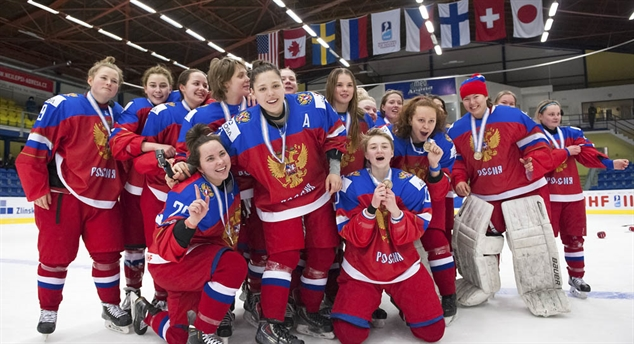 Russia blanks Sweden for 3rd